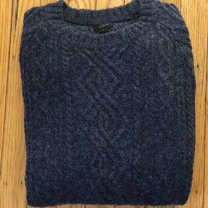 EUC men's JCrew sweater